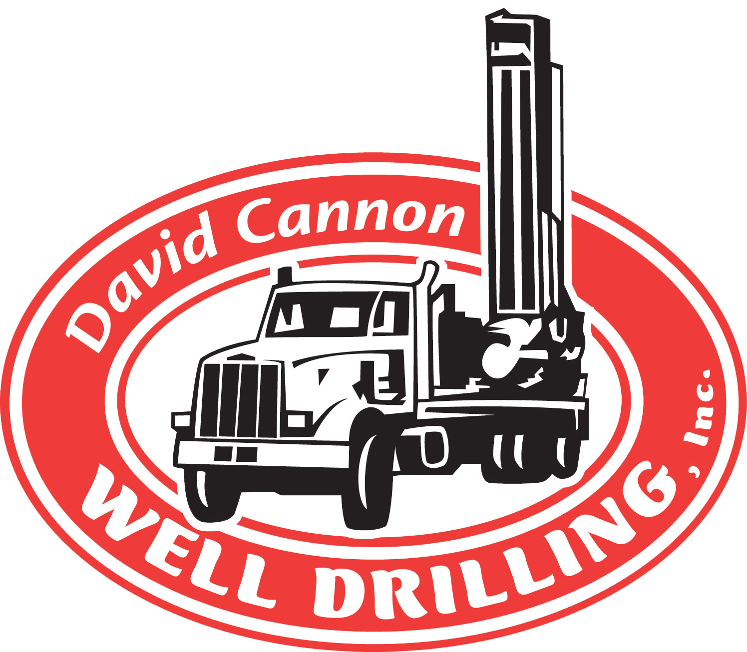David Cannon Well Drilling logo
